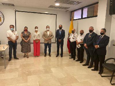 El alcalde asiste a la conmemoración del ''10 de agosto'', considerado el Primer Grito de la independencia de Ecuador