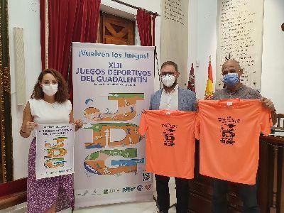 Vuelven los Juegos Deportivos del Guadalentín, que se celebrarán en su edición 42 del 10 de septiembre al 12 de octubre