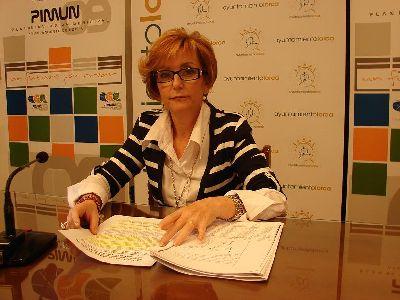 La Junta de Gobierno del Ayuntamiento de Lorca adjudica definitivamente por 170.161 ? las obras de apantallamiento del Calvario Viejo, para evitar desprendimientos