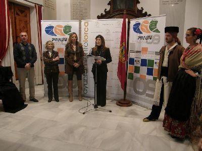 Coros y Danzas de Lorca ofrecen este domingo en el Teatro Guerra el espectáculo ?Y los pastores cantaron y bailaron?