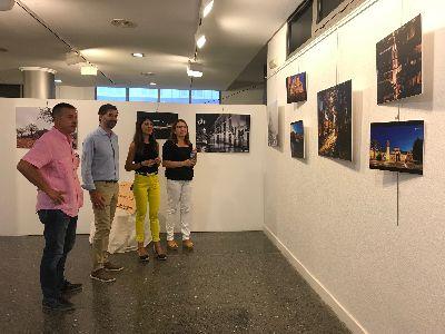 Un centenar de imágenes de Lorca forman parte de una exposición fotográfica itinerante dedicada a los mayores de los centros de día y residencias de nuestro municipio