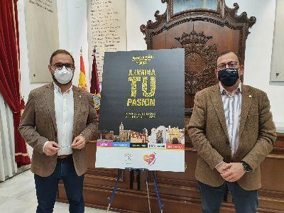 El Ayuntamiento de Lorca iluminará las sedes religiosas de los pasos y las cofradías durante esta Semana Santa