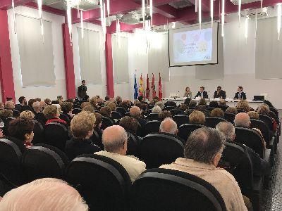 Ayuntamiento, asociaciones y organizaciones empresariales se unen para hacer de Lorca una ciudad mejor para sus mayores