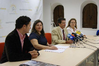 La Confederación Española de Sociedades Musicales convoca a 1.500 bandas de todo el país para que hagan en sus localidades un concierto por Lorca el 9 de octubre a las 12:00