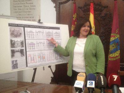 El Ayuntamiento licita la reparación de Huerto Ruano, que se aprovechará para poder utilizar la planta sótano, mejorar todas las salas expositivas e introducir nuevos servicios