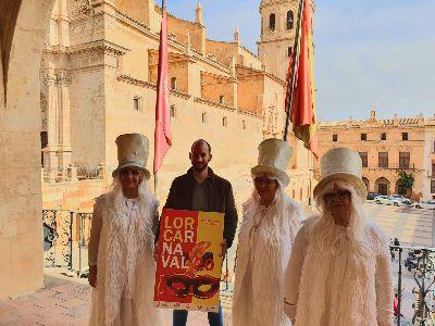 Cerca de 1.500 personas de una veintena de comparsas participarán en el desfile de Carnaval de Lorca 2020