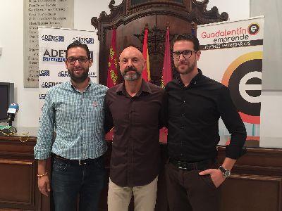 El taller ''Impulsa tu proyecto empresarial'' acercará a los jóvenes empresarios del Guadalentín algunas interesantes líneas de financiación europea