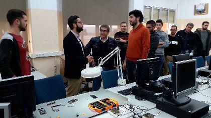 Un proyecto pionero de FP Dual en el Grado Superior de Sistemas de Telecomunicaciones e Informáticos potencia a la comarca como nicho de empresas tecnológicas