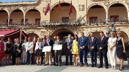 Las ciudades de Lorca y Adissan ratifican su acuerdo oficial de hermanamiento