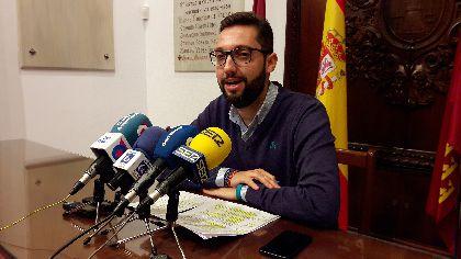 La Concejalía de Contratación impulsa la puesta en marcha de nuevos servicios y mejoras en el municipio por un importe conjunto de 1.507.008,75 euros