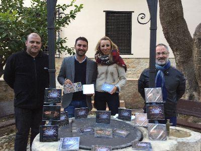Coros y Danzas de Lorca editan un nuevo CD con 20 canciones típicas fruto de la grabación en directo de su última actuación en el Teatro Guerra