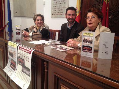 Más de 80 miembros de la Coral Santa Cecilia y su coro infantil representarán por primera vez la ''Navidad Viva'' en las iglesias de Santiago y San Mateo