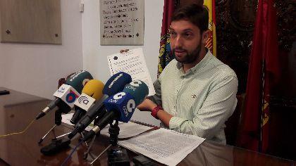 Los lorquinos tendrán que pagar otros 792.637,20 € por culpa de los convenios en Suelo Inadecuado para el Desarrollo Urbanístico aprobados entre 2005 y 2006 en solitario por la anterior administración municipal