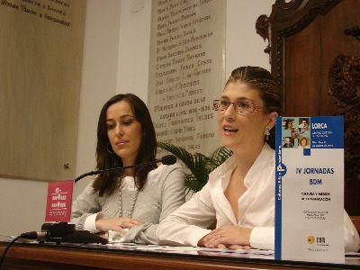 La IV Edición de las Jornadas BDM ?Cultura y Medios de Comunicación?, se celebraran en Lorca los días 16 y 17 de Octubre