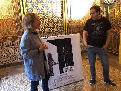 Los cines Almenara acogen este próximo sábado el estreno del último trabajo del cineasta lorquino, Jesús Martínez Nota, ''Una vida asegurada''