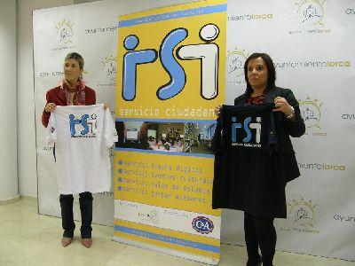 El Ayuntamiento de Lorca pone en marcha el programa ''Servicio al ciudadano'', que pretende promover la ciudadanía activa de servicio a la ciudad