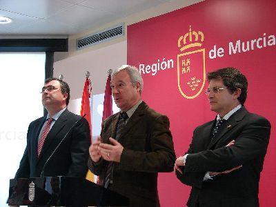 La nueva autovía del Oeste conectará las ciudades de Lorca y Caravaca de la Cruz en sólo 25 minutos