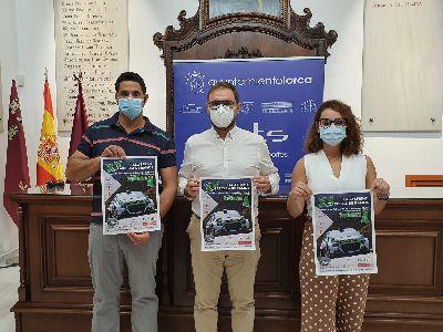 La XX edición del Rallysprint Zarcilla de Ramos tendrá lugar el 4 de septiembre con todos los protocolos anti-COVID