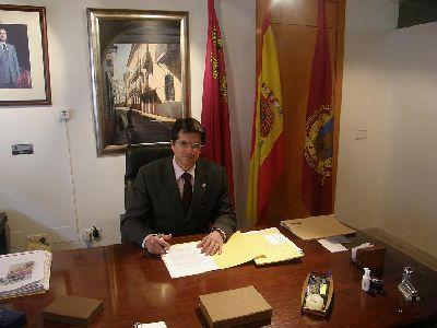El Alcalde de Lorca dicta un Bando con motivo de la Semana Santa 2009