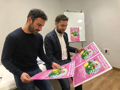 El Ayuntamiento pone en marcha la Escuela de Semana Santa para Conciliar y Coeducar en la que podrán participar más de 35 niños lorquinos