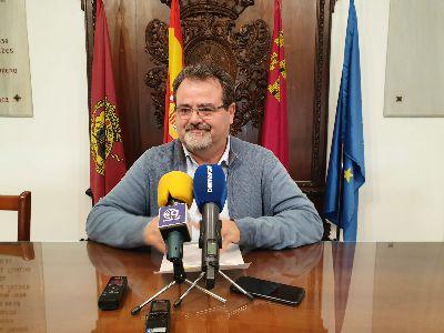El Ayuntamiento pide a la Comunidad incluir a las Tierras Altas de Lorca en la ''Mesa contra la Despoblación''