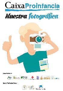 El Centro Cultural acoge una exposición fotográfica itinerante titulada ''Un día en el Refuerzo Educativo'' llevada a cabo por niños y niñas del programa Caixa Proinfancia