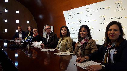 7 entidades privadas colaboran con el Ayuntamiento patrocinando el dispositivo extraordinario de atención turística en Semana Santa