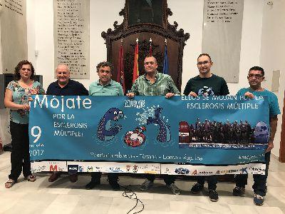 El Ayuntamiento se suma a la campaña nacional ''Mójate'' de AEMA III que pretende aumentar la sensibilización social acerca de la Esclerosis Múltiple