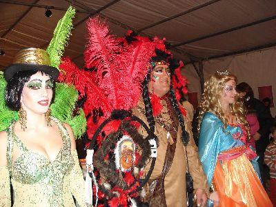 La Concejalía de Festejos abre el plazo de inscripción para las comparsas participantes en el Carnaval 2009