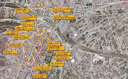 El Ayuntamiento incrementa el dispositivo logístico para Semana Santa para ayudar a las Cofradías en la realización de las procesiones