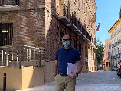 El Ayuntamiento solicitará a la CARM la cesión íntegra del edificio que albergaba el Centro Comarcal de Salud