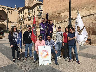Más de un millar de niños y niñas lorquinos participarán el próximo viernes en la XVIII edición de la Procesión del Papel que se desarrollará en la calle Corredera