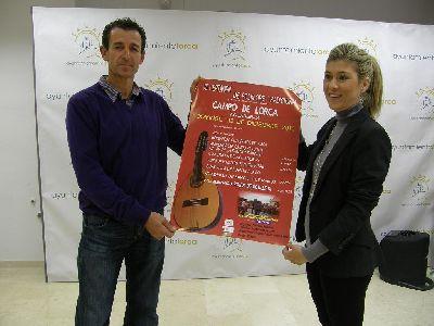 7 grupos de tres Comunidades Autónomas participarán el 12 de diciembre en el VII Certamen Nacional de Folklore Tradicional ''Campo de Lorca'' en Aguaderas