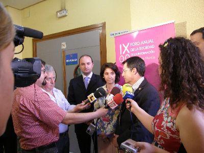 El Ayuntamiento de Lorca y la Comunidad apuestan por las TIC,s como herramienta para mejorar la calidad de vida de las personas dependientes