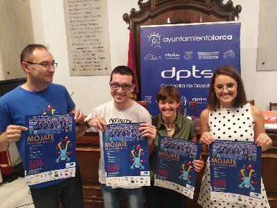 Un año más Lorca se suma a la campaña nacional ''Mójate por la Esclerosis Múltiple'' que se celebrará este próximo domingo