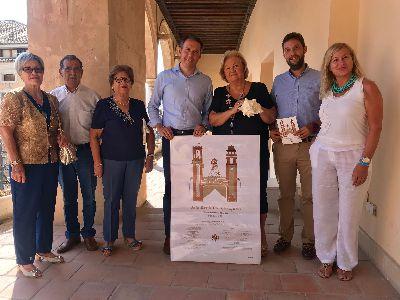 Los actos religiosos con motivo de la festividad de la Patrona comenzarán el 30 de agosto e incorporaran por primera vez desde 1930 la tradición ancestral del Bando anunciador