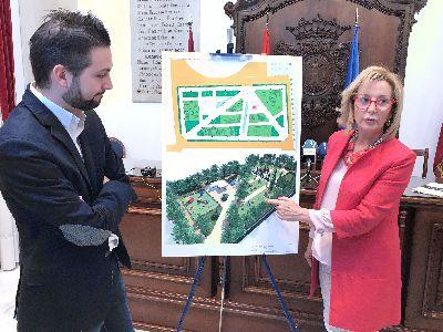El Parque Pediatra Pallarés Cachá mejorará sus infraestructuras y espacios de juegos para niños gracias a una inversión de más de 380.000 euros