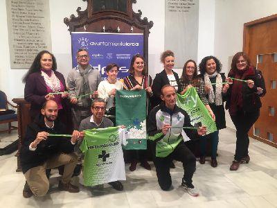 El Team #Retoyosipuedo correrá esta temporada por Astrade en Lorca para hacer realidad el proyecto ''Sus miradas''