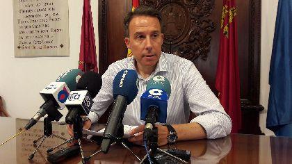 El Alcalde anuncia la adjudicación de las obras de construcción de la nueva base logística de Limusa a una empresa lorquina por casi 2 millones de euros