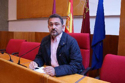 El Ayuntamiento de Lorca se une a ''La Hora del Planeta'', con el apagado del Castillo, el Huerto Ruano, Ayuntamiento y alumbrados en pedanías