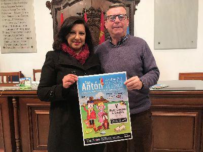 El Castillo de Lorca acogerá el domingo la celebración de la festividad de San Antón, patrón de los animales, con una jornada benéfica a favor de las protectoras de la ciudad