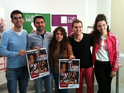 20 jóvenes lorquinos de la asociación Rulé homenajean a Mecano con el musical ''Hoy no me puedo levantar'', este sábado en el Recinto Ferial de Santa Quiteria