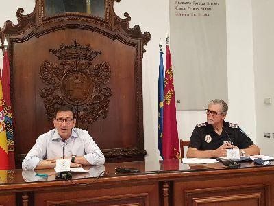 La Policía Local identifica, durante el estado de alarma, a 12.543 personas y 27.191 vehículos
