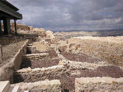 El Ayuntamiento realizará trabajos de restauración, señalización y cartelería en el Parque arqueológico del Castillo