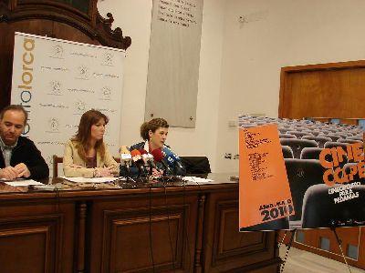 El Ayuntamiento de Lorca ofrece 96 proyecciones gratuitas de 23 películas de cine en locales sociales de ocho pedanías