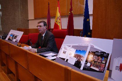 Madrid acoge un acto para explicar que ''patrocinar la rehabilitación del patrimonio de Lorca dañado por los seísmos es una inversión empresarial muy rentable''