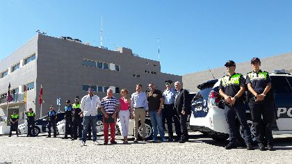 Policía Local mejora su parque móvil con la adquisición de 4 vehículos híbridos que permitirán reducir el gasto en combustible y las emisiones de CO2