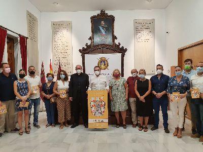 Los actos religiosos de la Virgen de las Huertas adaptados para conmemorar, con seguridad, las fiestas patronales