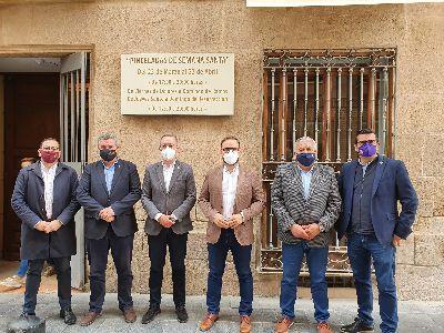 El Ayuntamiento colabora en la adaptación de la relación laboral de las bordadoras lorquinas