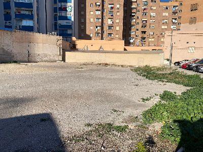 El Ayuntamiento de Lorca autoriza las obras para la ampliación en 45 nuevas plazas del aparcamiento de Menchirón